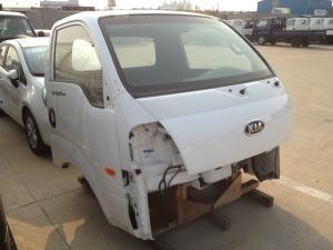 KIA BONGO-3 CAB 2nd completeness